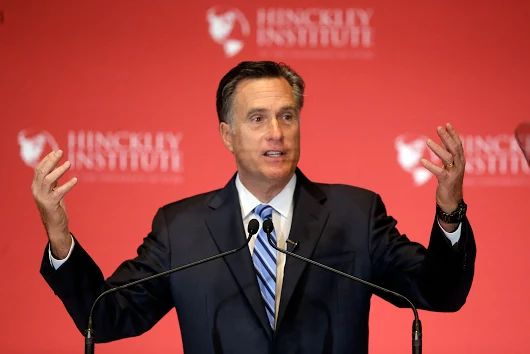 Mitt Romney won't rule out accepting GOP nomination at contested convention