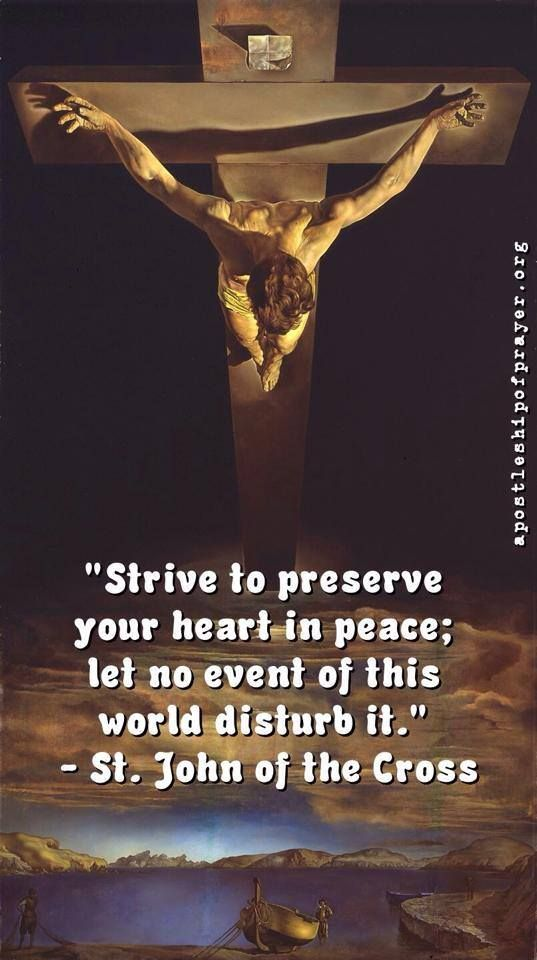 St. John of the Cross: