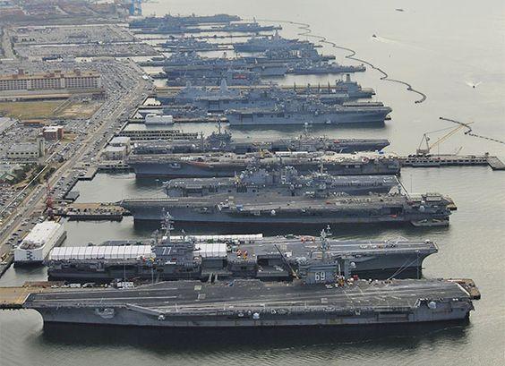 Resultado de imagem para ten aircraft carriers