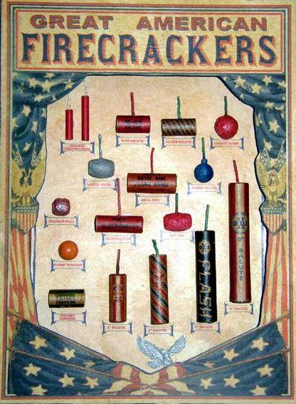 firecrackers