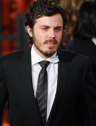 My new celebrity crush....Casey Affleck