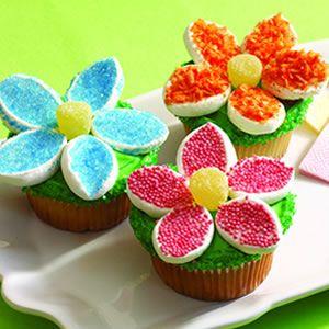 Hello, Flower! Cupcakes