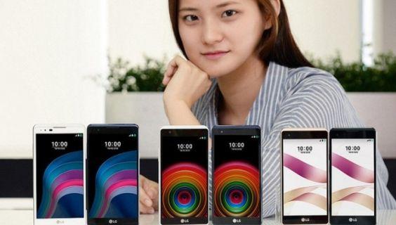 LG X5 & LG X Skin Akıllı Telefonlar