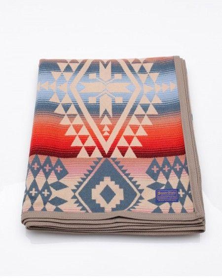 Nice Pendleton blanket design