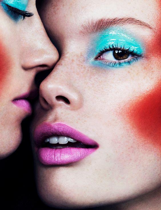Escuela ADR Moda.Color your face !!! Apúntate a nuestros cursos intensivos de verano de maquillaje  ...