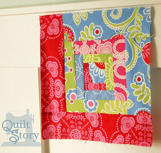Quilt Story: Block of the Month: November