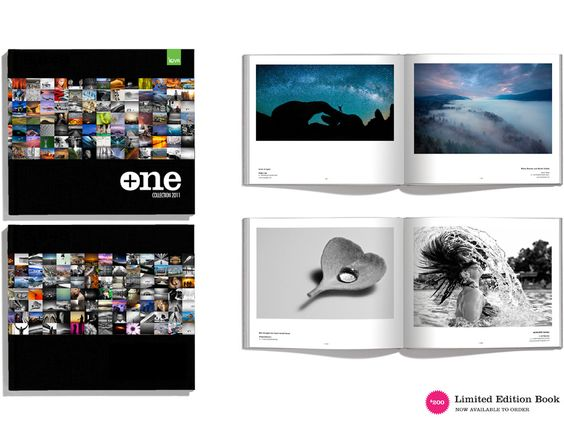 Google Plus One Collection Limited Edition Photography Book for Charity!