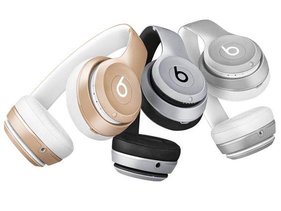 Apple lanza una nueva gama de los auriculares Beats Solo2 Wireless en colores a juego con el iPhone