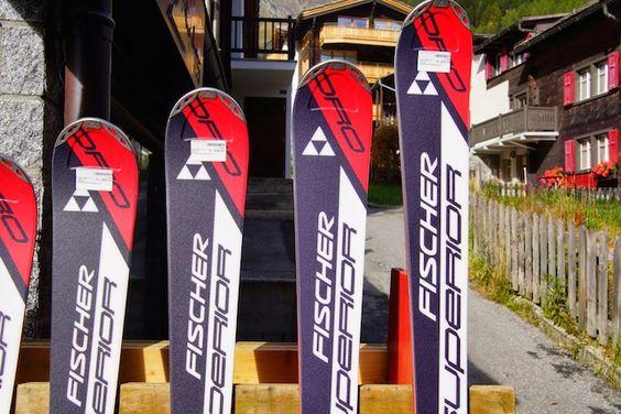 Sportliche Aktivitäten im Wallis