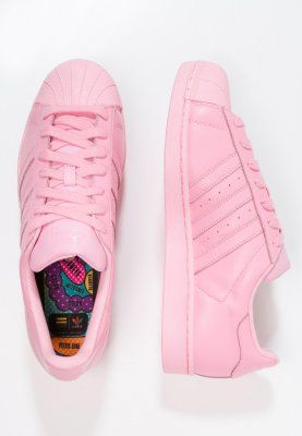 superstar rose pale daim