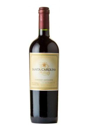 Rượu Vang Santa Carolina Reserva De Famillia Cabernet Sauvignon 14,5% - Chai 750ml - Rượu Vang Nhập Khẩu