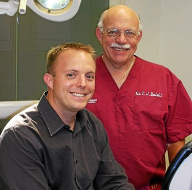 "Together with Drs. Stephen Alfano and Glenn Wolfinger, and staff, Dr. Balshi has helped change the lives of countless patients. In addition to treating patients, Pi serves as a training facility for doctors and dental specialists to learn the latest advancements and high-tech procedures in the field like the dental implant procedures ""Teeth in a Day"" and ""Teeth in an Hour."" The practice is constantly updating its facility with the latest technology in order to best serve patients."