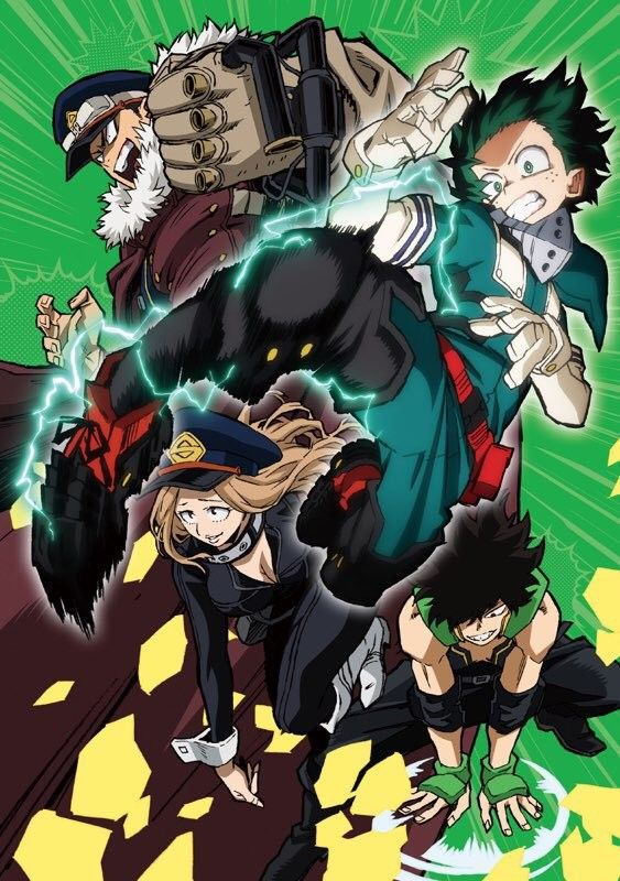 3期blu Ray Dvd第5 My Hero My Hero Academia Manga Hero