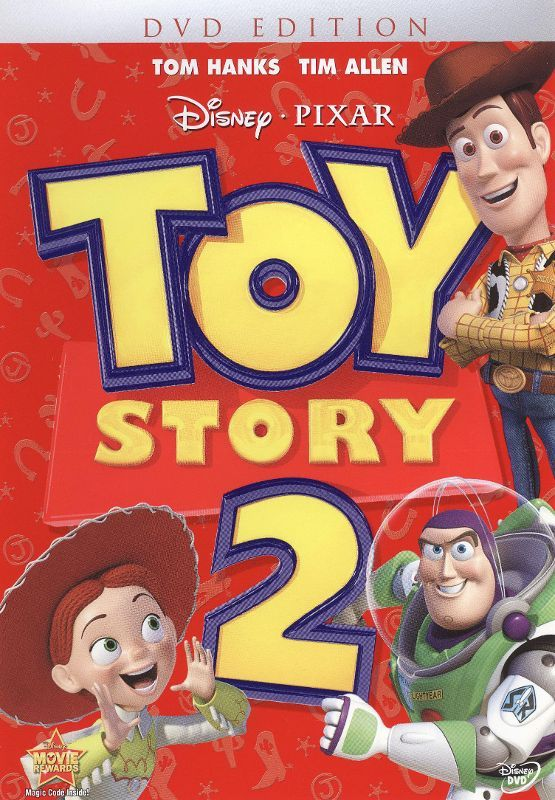 Toy Story 2 Special Edition Dvd 1999 Best Buy Toy Story Kid Movies Disney Movies