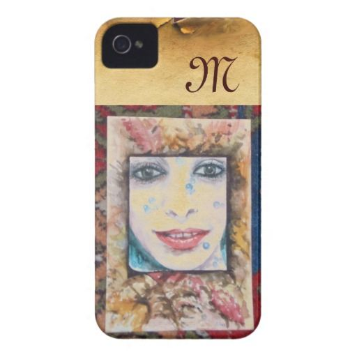 MEMORY OF AUTUMN WITH LEAVES AND DROPS OF WATER iPhone 4 Case-Mate CASE