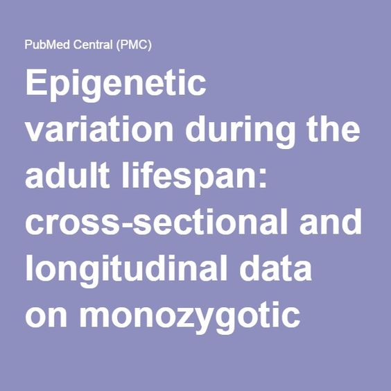 Epigenetic variation during the adult lifespan: cross-sectional and longitudinal data on monozygotic twin pairs