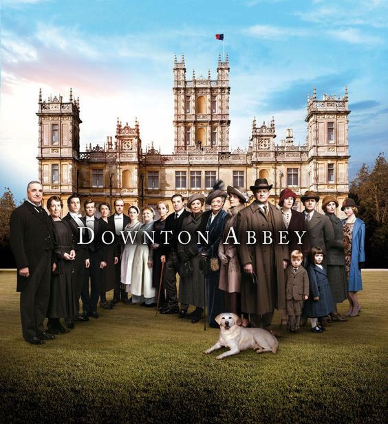 'Downton Abbey' Season 5 omg!!! Who has seen the new trailer for season 5!!! I'm so excited:
