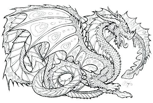 Free Dragon Coloring Pages Free Dragon Ball Z Printable Coloring Pages Printable Coloring C Detailed Coloring Pages Unicorn Coloring Pages Dragon Coloring Page
