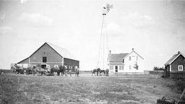 1900s Agriculture Timeline
