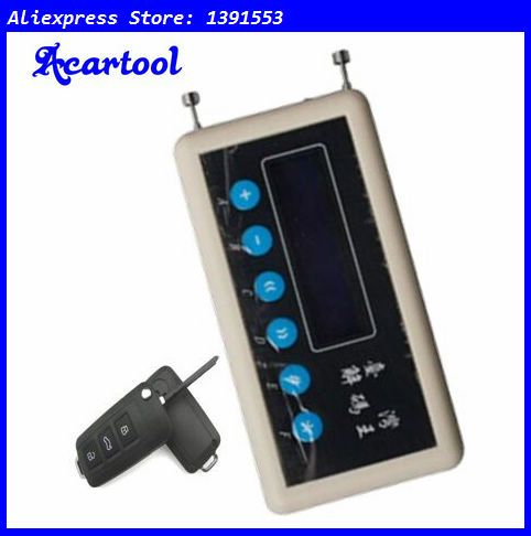 433mhz Remote Control Code Scanner Car Remote Key Duplicator