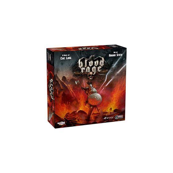 Blood Rage Board Game Core Game Box BLR001CMON