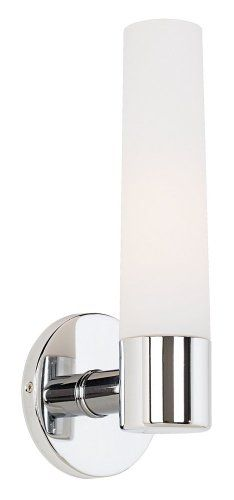 George Kovacs by Minka P5041-077 1-Light Bath Light - Chrome - 4.75W in. - Amazon.com