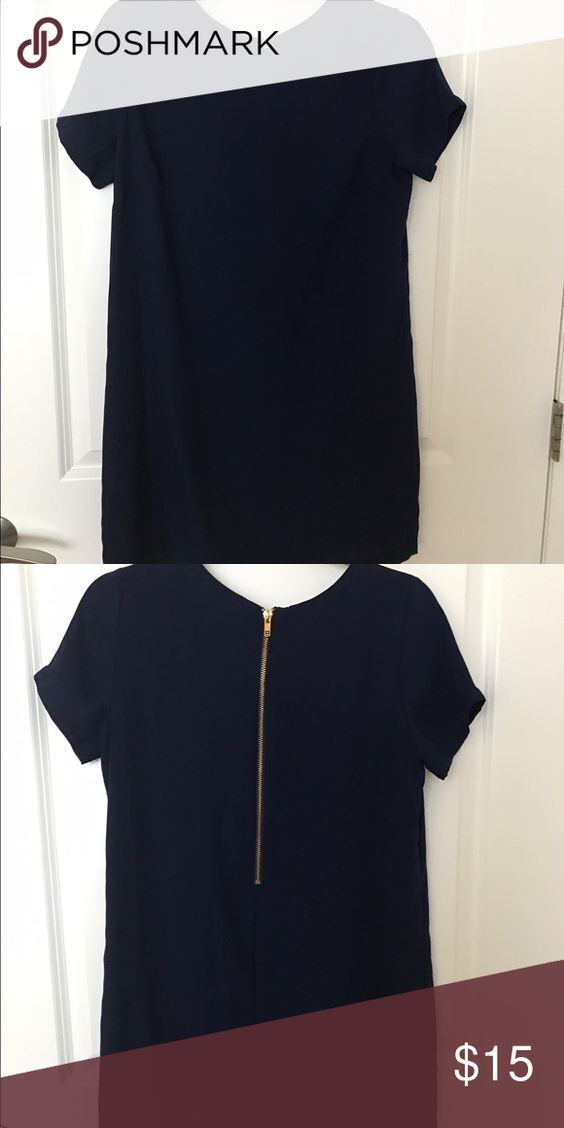Shift Dress This lovely shift dress is perfect for the office or for a causal event!  Only worn once to a wedding rehearsal. Dresses Mini