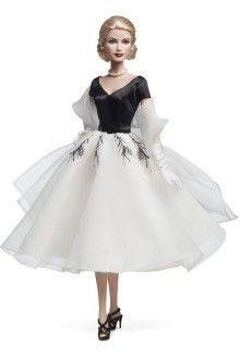 Hollywood Dolls - View Hollywood Barbie & Celebrity Dolls | Barbie Collector   Grace Kelly