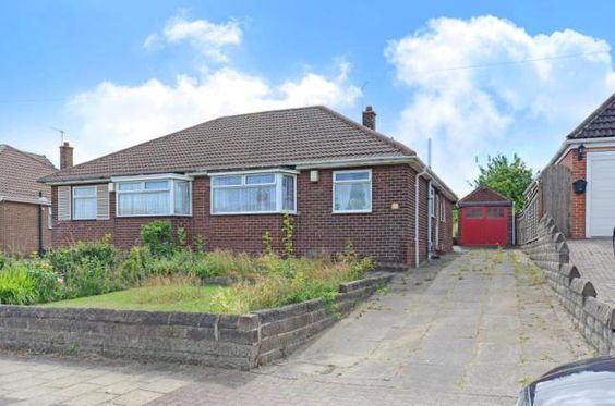 2 bed bungalow for sale in Herringthorpe Lane, Rotherham, South Yorkshire