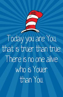 <3 This: Dr Seuss Quotes, Dr Seuss Ideas, Quotes Funny Things, Dr Suess Quotes, Thought, Inspirational Quotes, Favorite Quotes, Dr. Seuss, Grade Glitter
