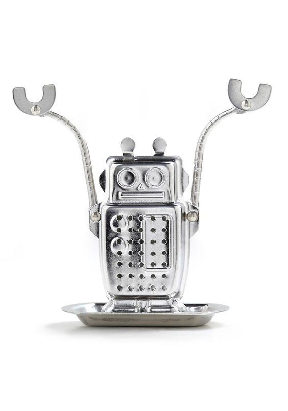 Armed With Technology Tea Infuser | Mod Retro Vintage Kitchen | ModCloth.com