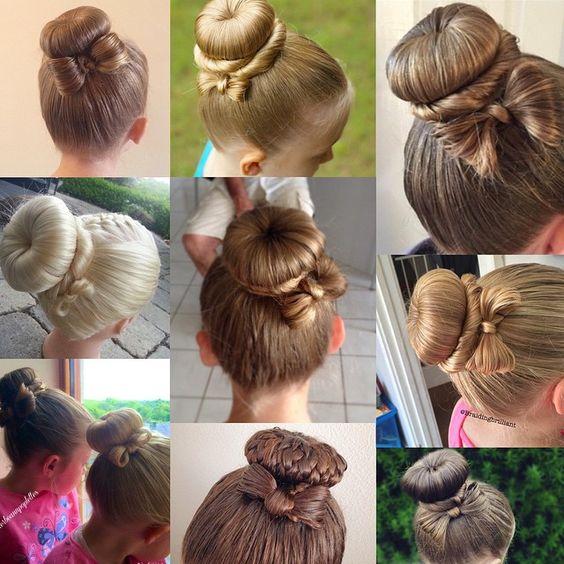 Lace Braided Bun   Cute Updo Hairstyles   Cute Girls Hairstyles