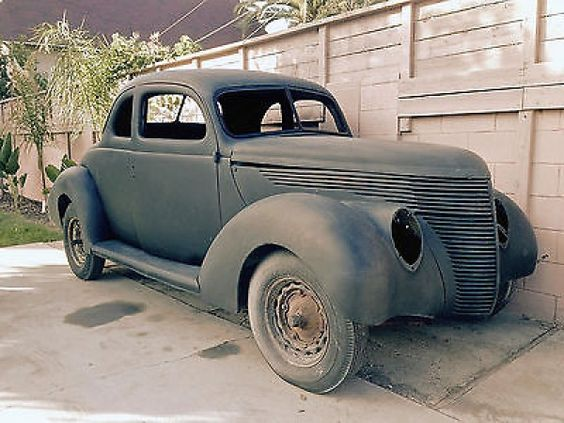 Ford : Other 2-Door Coupe Stanard 1938 Ford Coupe Standard - http://www.legendaryfind.com/carsforsale/ford-other-2-door-coupe-stanard-1938-ford-coupe-standard-3/