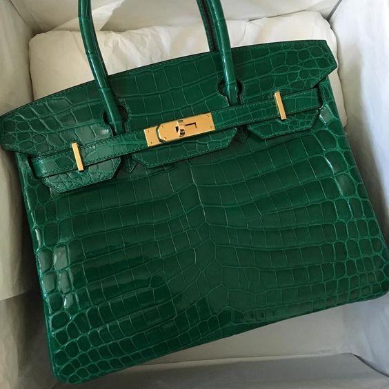 birkin bag sale - hermes kelly sellier bag 32cm bordeaux shiny niloticus crocodile ...