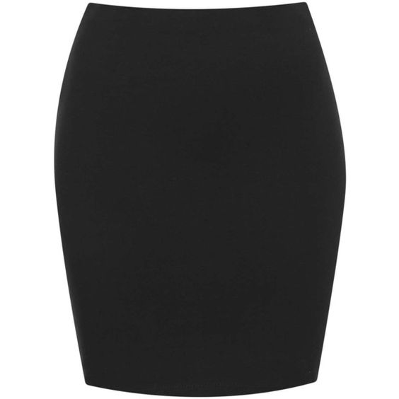 Mini Tube Skirt by Annie Greenabelle | Topshop | Pinterest | Mini ...