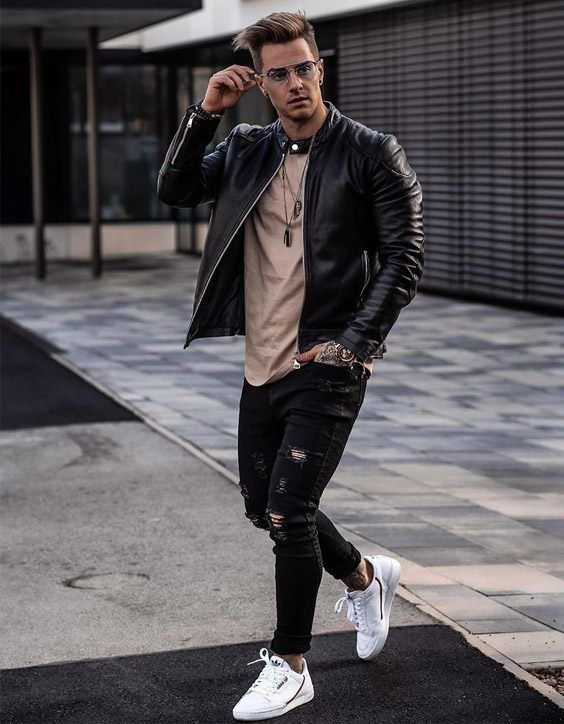 Edgy Style Of Men S Fashion Tips For 2020 In 2020 Mens Fashion Casual Men Style Tips Fashion