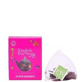 BUTLERS ENGLISH TEA SHOP Superfrüchte Tee Echte Blätter | BUTLERS