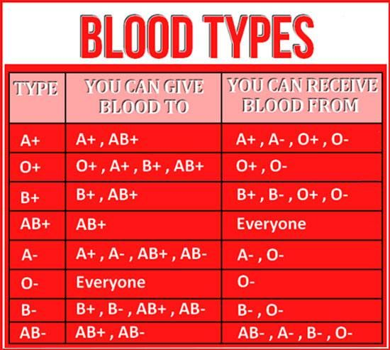 The  Best Blood Donor Chart Ideas On   Blood