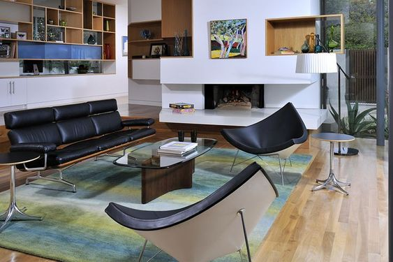 Eames Sofa コーディネート