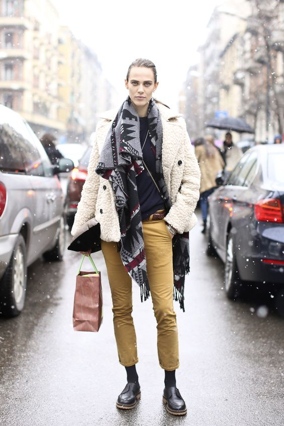 Doc martens, Street style 2014 and Pants on Pinterest