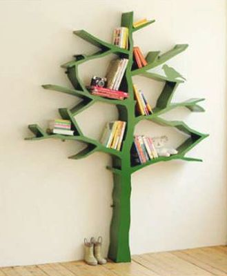 A Tree Grows in Bookland.