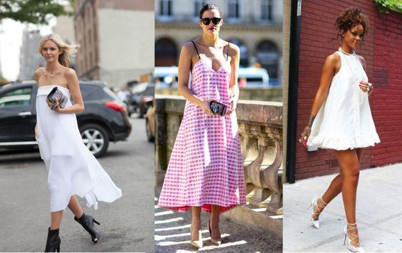 dicas vestidos primavera/verão 2016 tendências dicas de moda feito com glamour