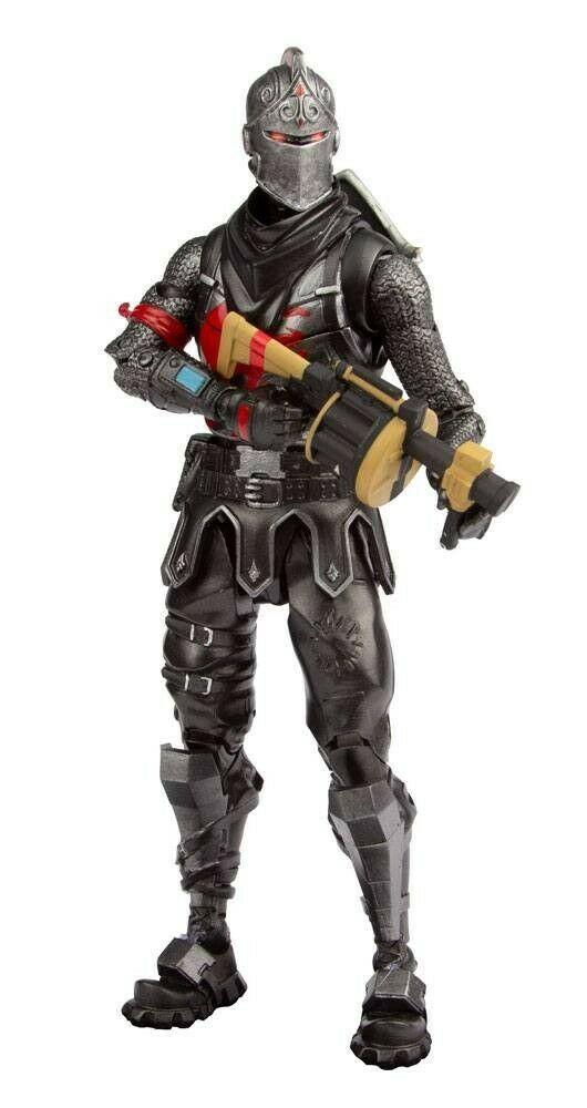 Fortnite Action Figure Black Knight Mcfarlane 7 1 8in Fortnite Fortnitebattleroyale Live Blackest Knight Action Figures Knight