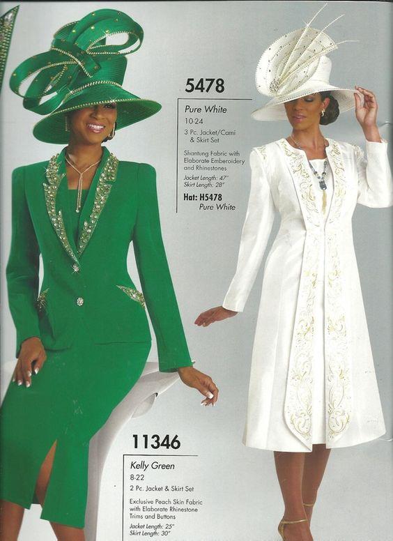 2015 Donna Vinci Church Suits, Church Dresses, Church Hats ...