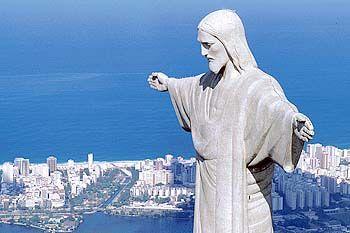 Monumento Cristo Redentor, a Rio de Janeiro