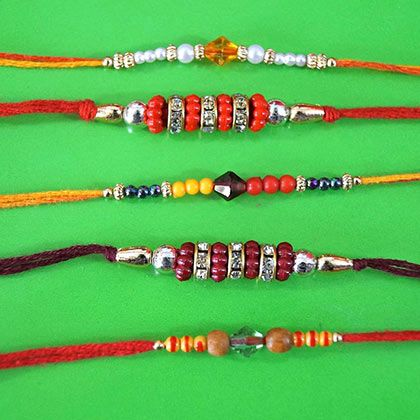Send set of 5 #rakhis to #USA from #India for your loving brother via http://rakhi.giftalove.com/rakhi-to-usa-49.html