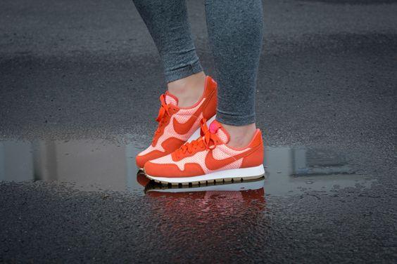 Nike Air Pegasus '83 Orange
