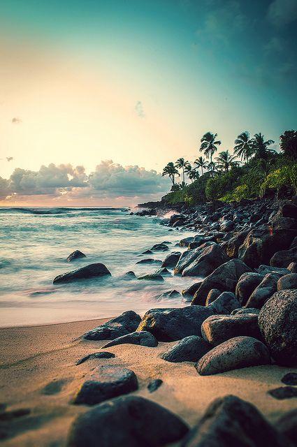 Waimea Bay, Oahu, Hawaii | Flickr: Intercambio de fotos