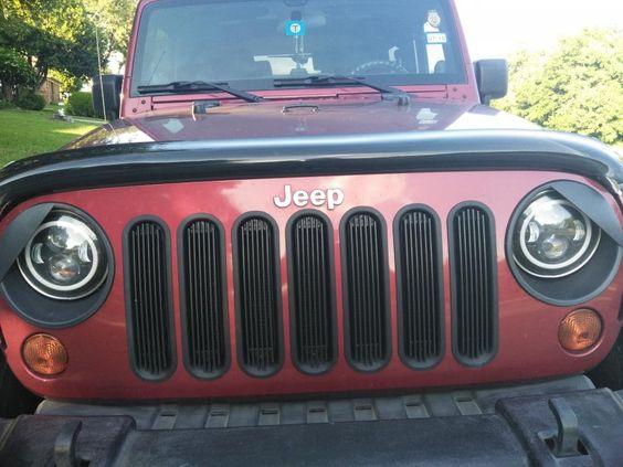 Pin En Jeep Wrangler