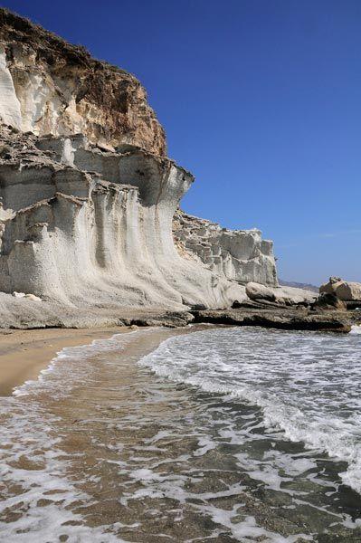 Cala de Enmedio, Cabo de Gata (Almería)